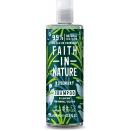 Faith In Nature Rosemary Shampoo - 400ml