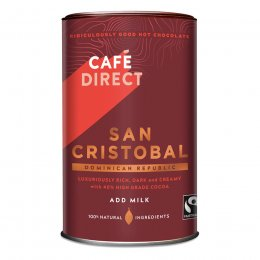 Cafedirect San Cristobal Drinking Chocolate - 250g