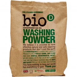 Bio D Concentrated Non-Bio Washing Powder - 1kg