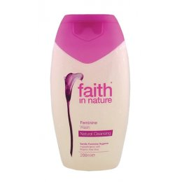 Faith in Nature Feminine Care Feminine Wash - 200ml