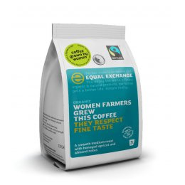 Equal Exchange Farmers Blend Roast & Ground Coffee - 227g