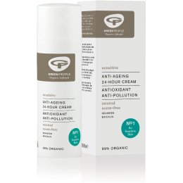 Green People Scent Free Anti-Ageing 24 Hour Cream - 50ml