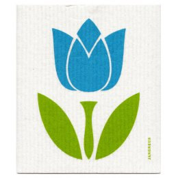Jangneus Design Cloths - Turquoise - Pack of 4
