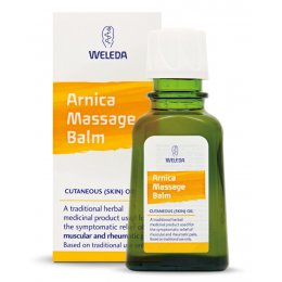 Weleda Arnica Massage Balm - 50ml
