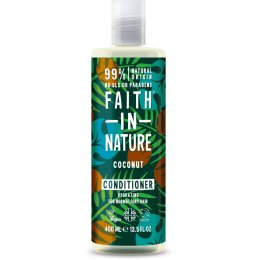 Faith in Nature Coconut Conditioner - 400ml