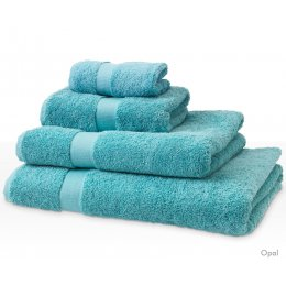 Organic Cotton Bath Towel - Opal
