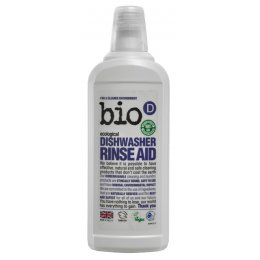 Bio D Dishwasher Rinse Aid - 750ml