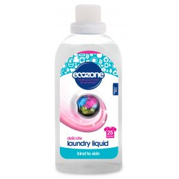 Ecozone Delicate Laundry Liquid - 750ml - 25 Washes