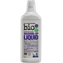Bio-D Washing up Liquid - Lavender - 750ml