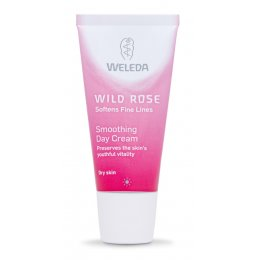 Weleda Smoothing Day Cream Moisturiser - Wild Rose - 30ml