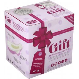 Gift Wellness Pads with Wings - Normal - Pack of 14