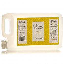 Greenscents Organic Surface Spray - Citrus - 5L