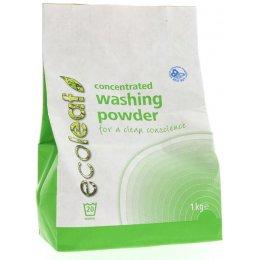 Ecoleaf Concentrated Non-Bio Washing Powder - 1kg