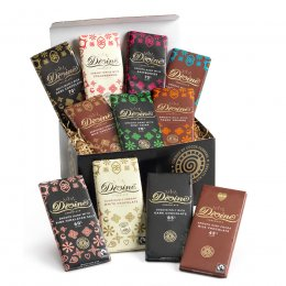 Divine 11 Bar Tasting Hamper
