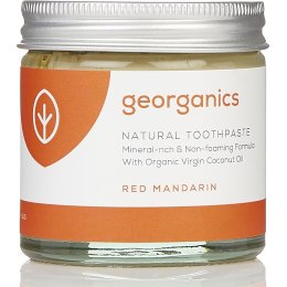 Georganics Natural Toothpaste - Red Mandarin - 60ml