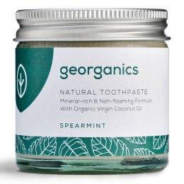 Georganics Natural Toothpaste - Spearmint - 60ml