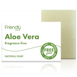 Case of 6 - Friendly Soap Aloe Vera Bath Soap - 95g