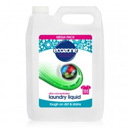 Ecozone Ultra Concentrated Bio Laundry Liquid - 5L - 166 Washes