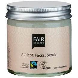 Fair Squared Apricot Facial Scrub - 50ml