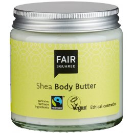 Fair Squared Shea Body Butter - 100ml