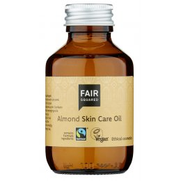 Fair Squared Almond Skin Care Oil - 100ml