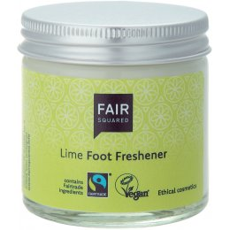 Fair Squared Lime Foot Freshener - 50ml