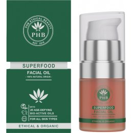 PHB Ethical Beauty Superfood Facial Oil - 20ml