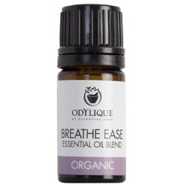 Odylique Breathe Ease Essential Oil Blend for Adults - 5ml
