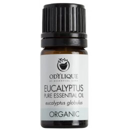 Odylique Organic Eucalyptus Essential Oil - 5ml