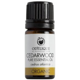 Odylique Organic Cedarwood Essential Oil - 5ml