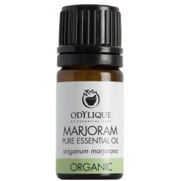 Odylique Organic Marjoram Essential Oil - 5ml