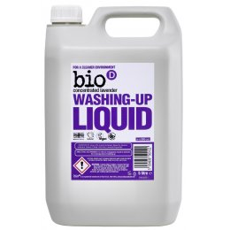 Bio D Washing Up Liquid - Lavender - 5L