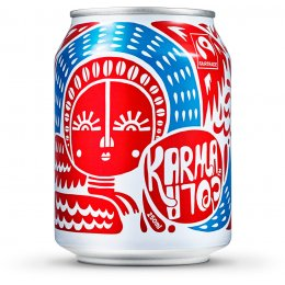 Case of 24 - Karma Cola Original - 250ml