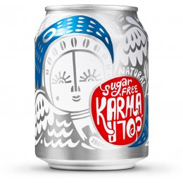 Case of 24 - Karma Cola Sugar Free - 250ml