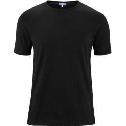 Fabian Organic Cotton T-Shirt - Black - Pack of 2