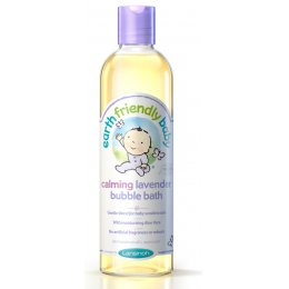 Earth Friendly Baby Organic Bubble Bath - Lavender - 300ml