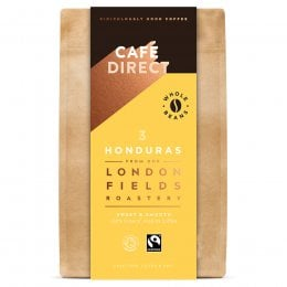 Cafedirect London Fields Honduras Organic Coffee Beans - 200g