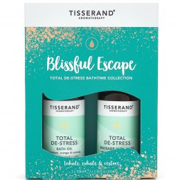 Tisserand Blissful Escape Bath Gift Set