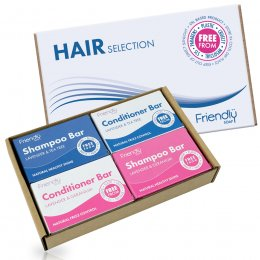 Friendly Soap Hair Selection Gift Set