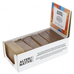 Alternative by Suma Glycerine Soap - Coconut & Argan Oil- 6 x 90g