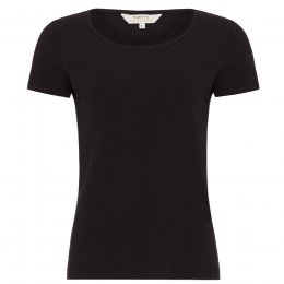 People Tree Organic Gaia Tee - Black