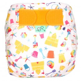 Tots Bots Funshine Reusable Swim Nappy - Size 1