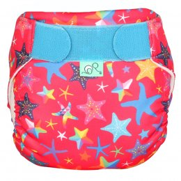 Tots Bots Little Star Reusable Swim Nappy - Size 1