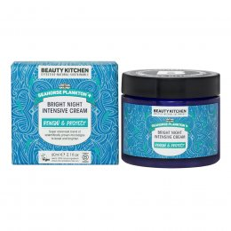 Beauty Kitchen Seahorse Plankton  Bright Night Intensive Cream - 60ml