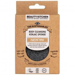 Beauty Kitchen The Sustainables Fragrance Free Body Cleansing Konjac Sponge