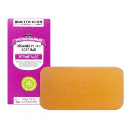 Beauty Kitchen The Sustainables Botanic Bliss Organic Vegan Soap Bar - 120g