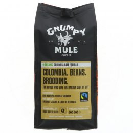 Grumpy Mule Cafe Equidad Colombia Coffee Beans - 227g