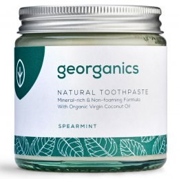 Georganics Natural Toothpaste - Spearmint - 120ml