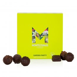 Montezumas Garden Party Organic Vegan Truffle Collection - 205g