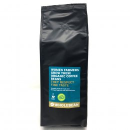 Equal Exchange Grown by Women Organic Roast Beans - 1kg